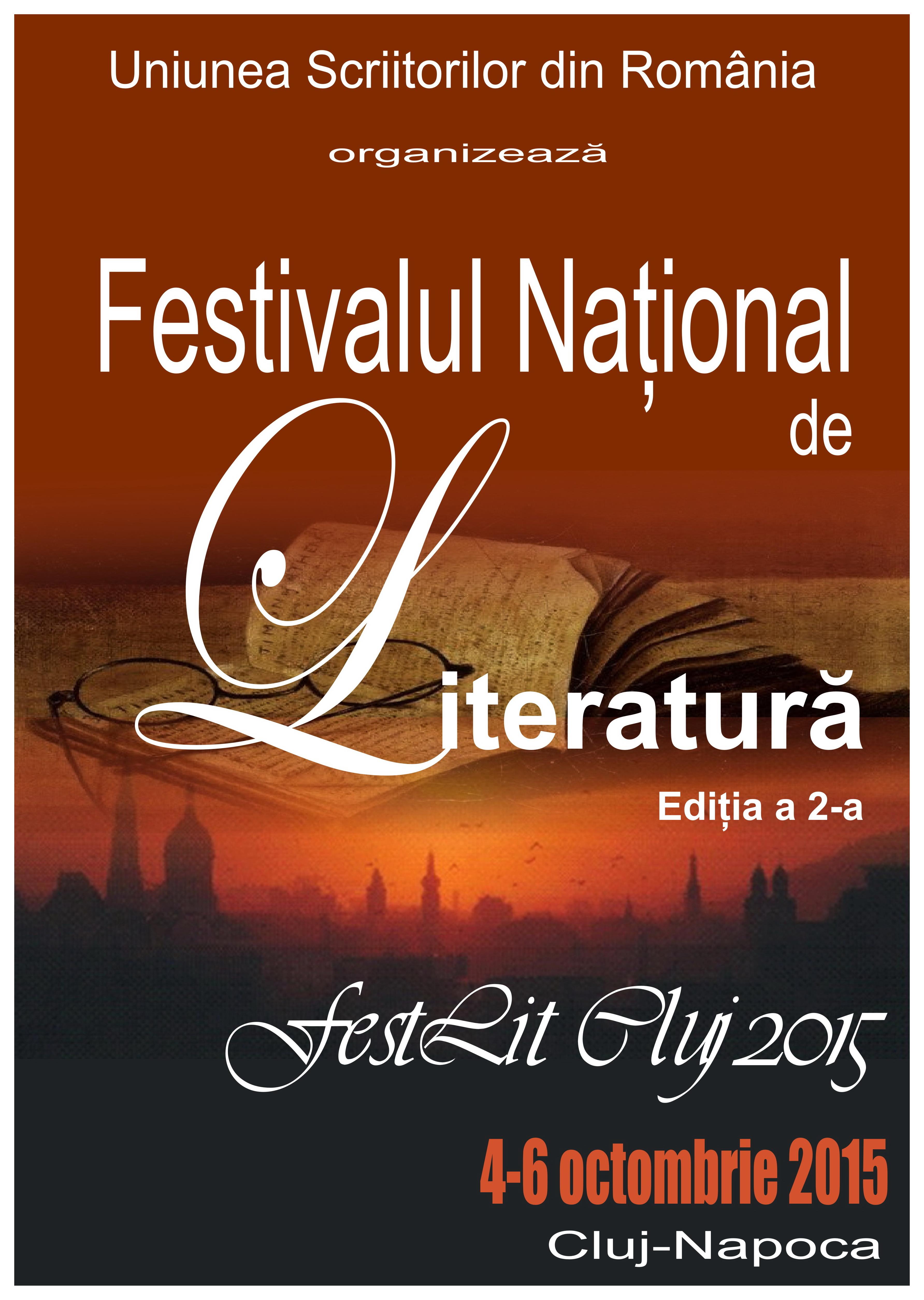 Afis FestLit Cluj f pr  2015