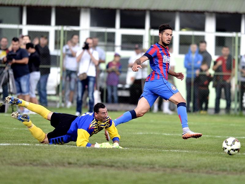 FOTBAL:ASC ZARNESTI-FC STEAUA BUCURESTI, AMICAL (19.06.2015)