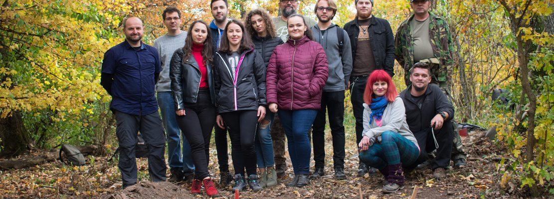 Fotografie de grup de la Coșeiu