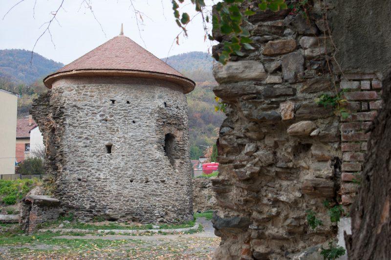Cetatea medievală Bathory, Șimleu.