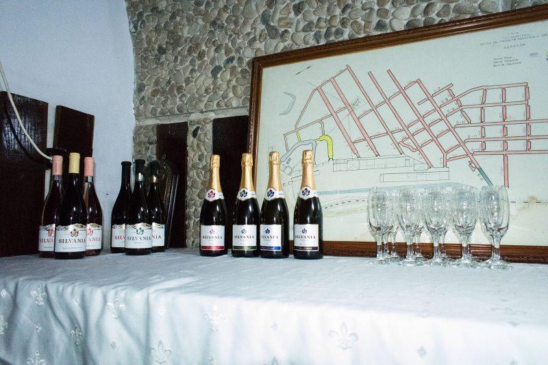 "Fabrica de Șampanie ""Silvania"" din Șimleu Silvaniei"
