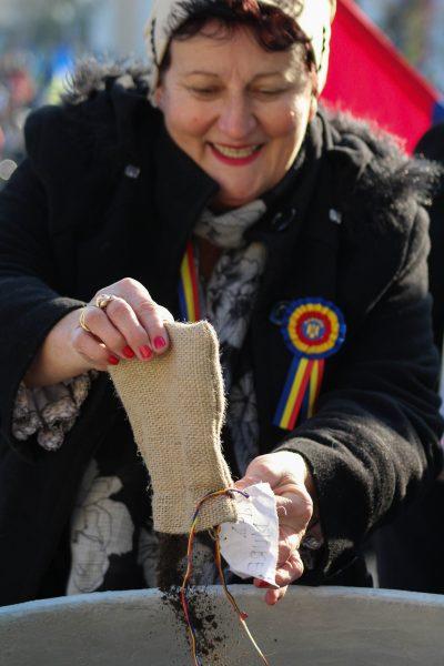 Cei din Satu Mare au fost foarte fericiți să facă parte din acest ceremonial, având zâmbetul pe buze pe toată durata evenimentului
