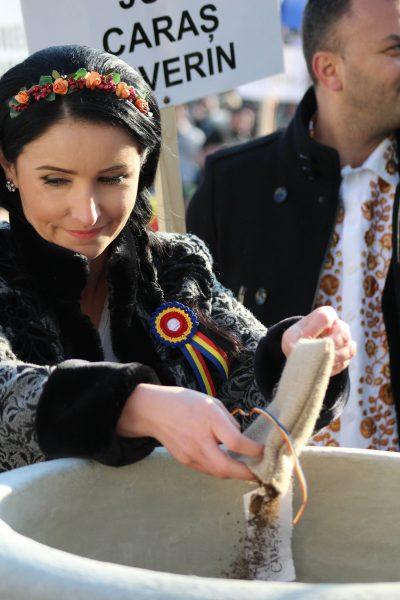 Județul Mureș a participat și el la acest eveniment simbolic